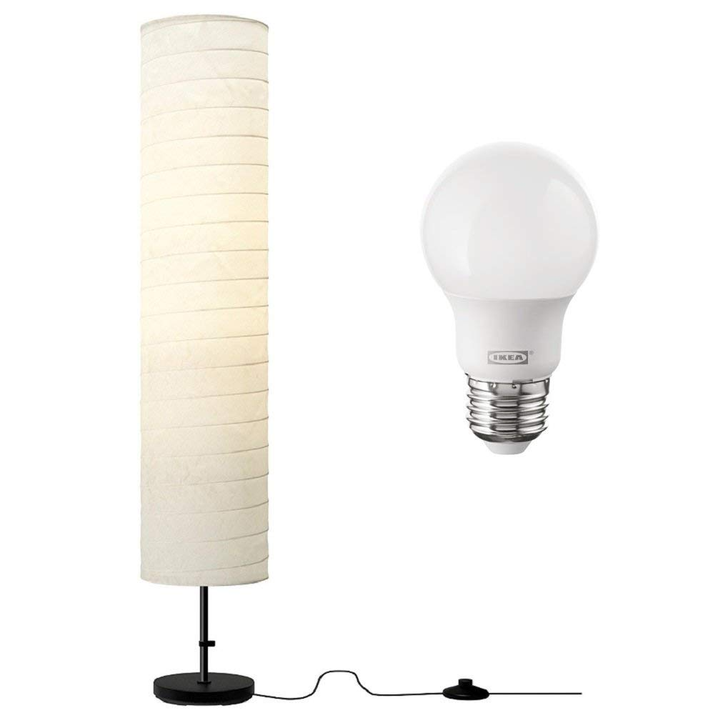 Holmo 46 Inch Floor Lamp with LED Bulb